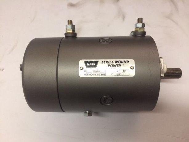 Motor guincho Warn 12V novo