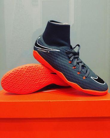 Бутсы зальные Nike Hypervenom Phantomx (оригинал)