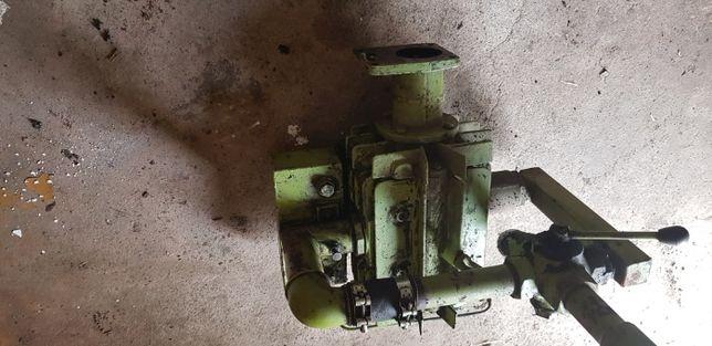 Kompresor, Pompa HTS Fortschritt