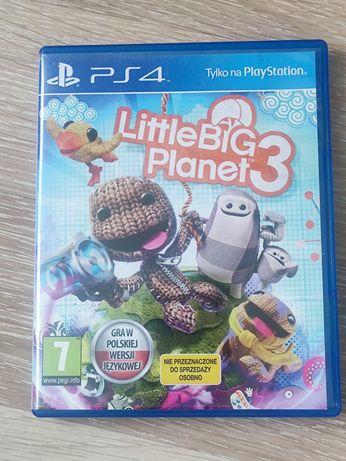 Little big Planet 3 na PlayStation 4, PlayStation 5, PS4, PS5 Kraków