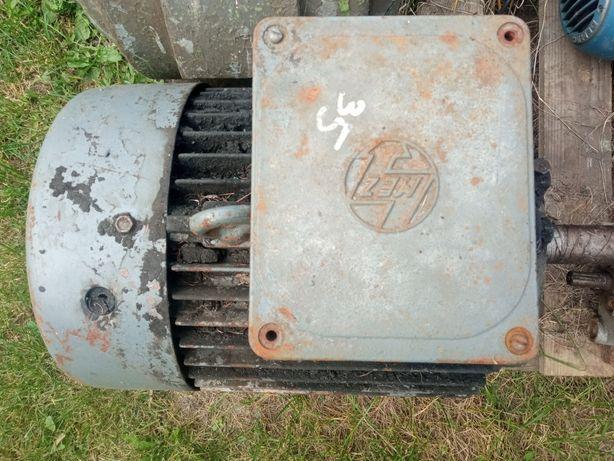 Silnik elektryczny trójfazowy 380v MEZ 11kW 1400rpm