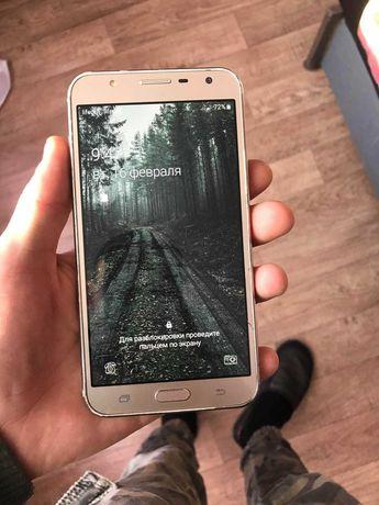 Телефон Samsung Galaxy j7 neo 2017