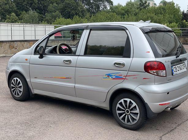Daewoo Matiz avtomat 2012