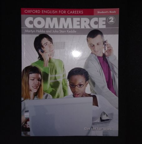 Oxford English for Careers - Commerce 2: Student's Book
