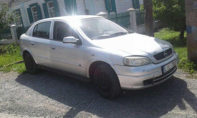 Opel asra g  дизель 2