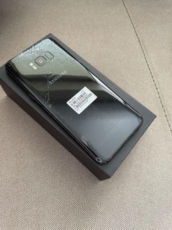 Samsung s8 plus uszkodzony