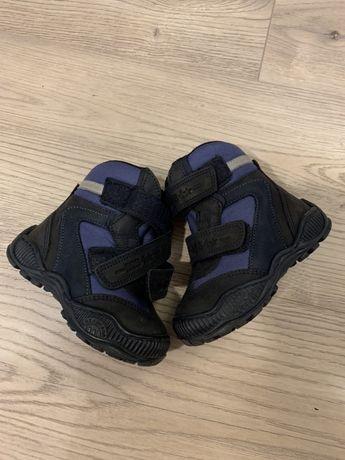 Новые зимние ботиночки Минимен 20-21 нат кожа и мех