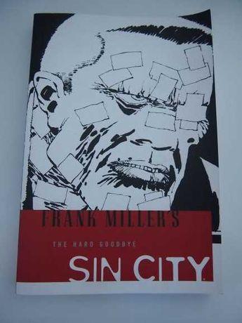 SIN CITY - THE HARD GOODBYE (Frank Miller) e GANTZ - volume 1 - manga