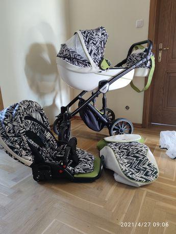 Anex sport wózek 2w1 terenowy gondola spacerówka torba