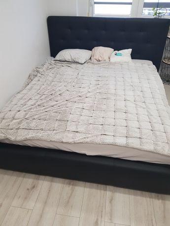 Łóżko 1,6x2m. Łóżko w stanie idealnym !