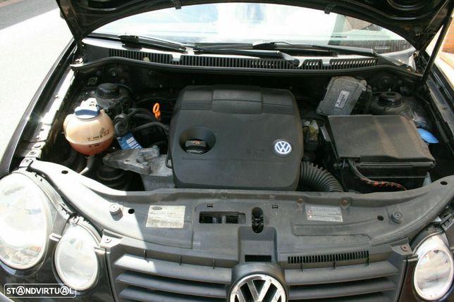 Motor Volkswagen Polo Fox 1.2 60cv BBM AWY BMD Caixa de Velocidades Arranque Alternador