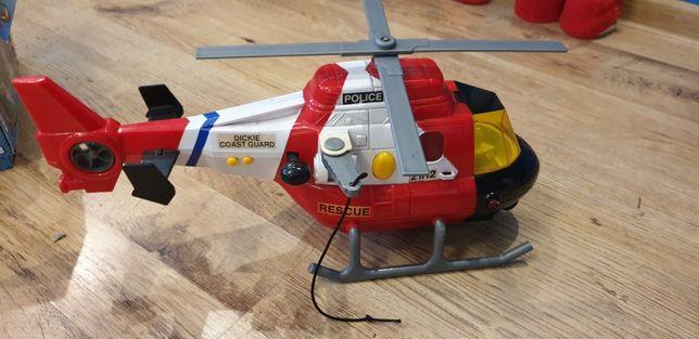 Duży Helikopter zabawka interaktywne