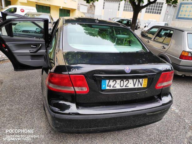 Saab 9-3 Sport Sedan 2.2 TiD Vector