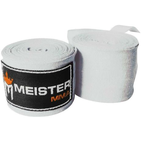 Ligaduras Meister | para prática de muay thai / boxe / kickboxing *
