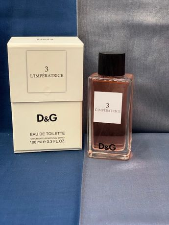 D&G L'imperatrice 3/Nowość/Testery 100ml/Perfumy 100ml/Limited Edition