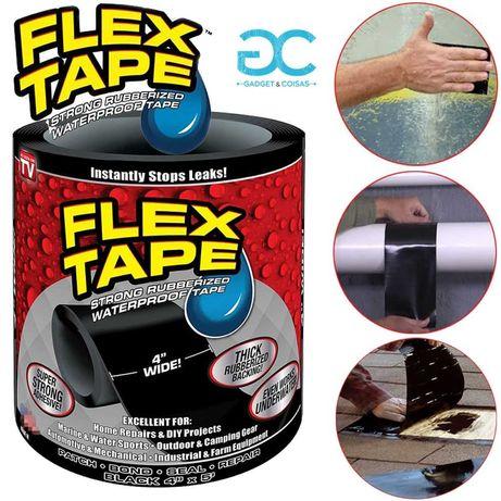 Flex Tape – Fita Cola Super Resistente