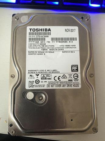 Два диска на 500гб