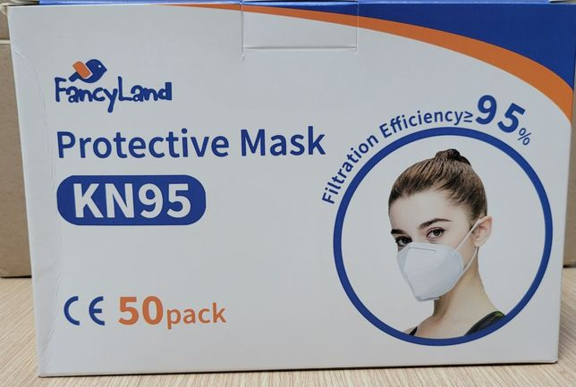 Máscaras Kn95 Cx 50