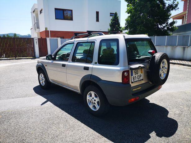 Vendo Land Rover Freelander 2.0 Di