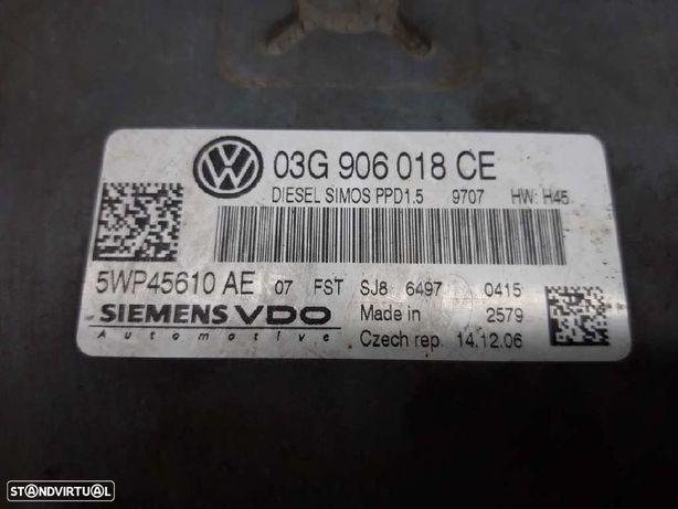 03G906018CE Centralina do motor VW PASSAT Variant (3C5) 2.0 TDI