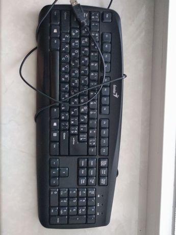 Клавиатура + мышка Genius