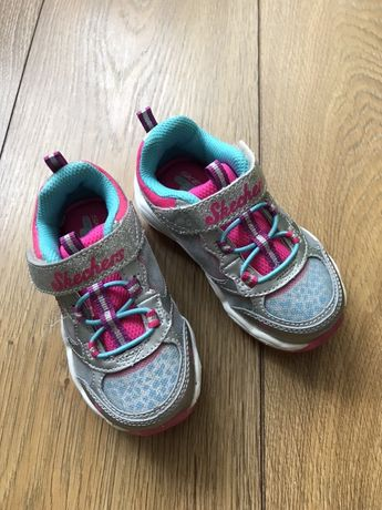 Кросівки Skechers 21,5 р. Для дівчинки нові