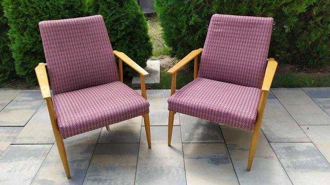 Fotele PRL typ 300-190
