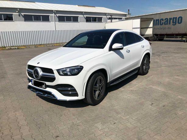 Samochód do Ślubu Mercedes GLE COUPE 2020r AMG Działdowo
