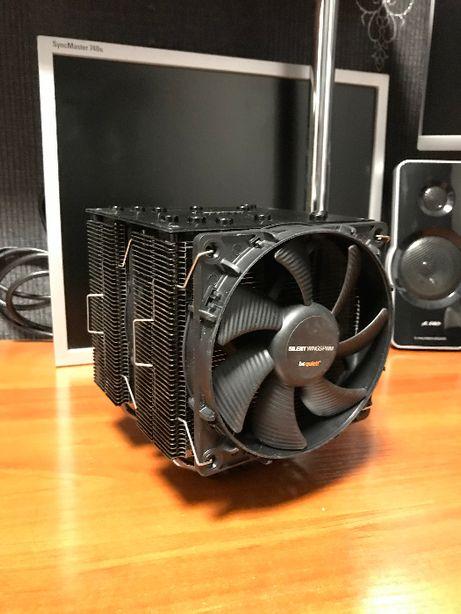 Топ кулер be quiet Dark Rock Intel AMD 775 1150 1151 1155 1200 AM2 AM3
