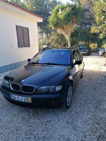 BMW 320d  150cv aceito troca ou retoma