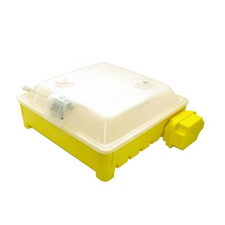 Inkubator do wylęgu jaj iKar 56 AUTO z silnikiem do obracania jaj