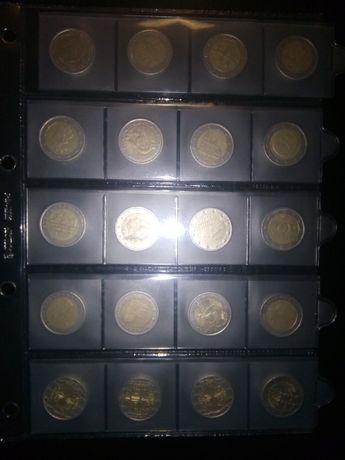 Moedas 2 euros raras