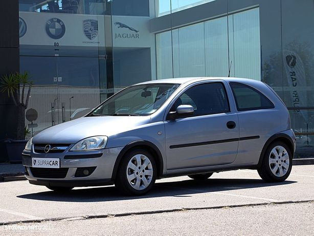 Opel Corsa 1.3 CDTi Van c/ AC