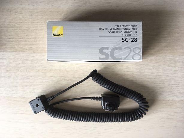 Nikon SC-28 kabel synchronizacyjny