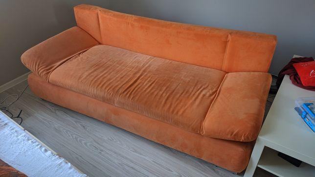 Oddam za darmo sofę tylko dzisiaj