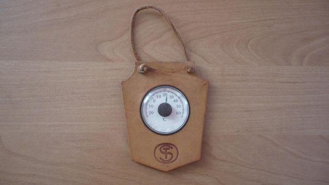 Oryginalny, kolekcjonerski termometr FSC Star Starachowice