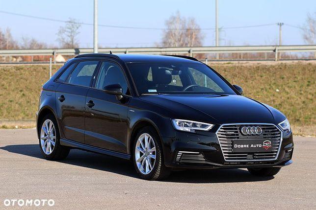 Audi A3 Etron Salon Polska Gwarancja Fabryczna Led Navi Fv23%