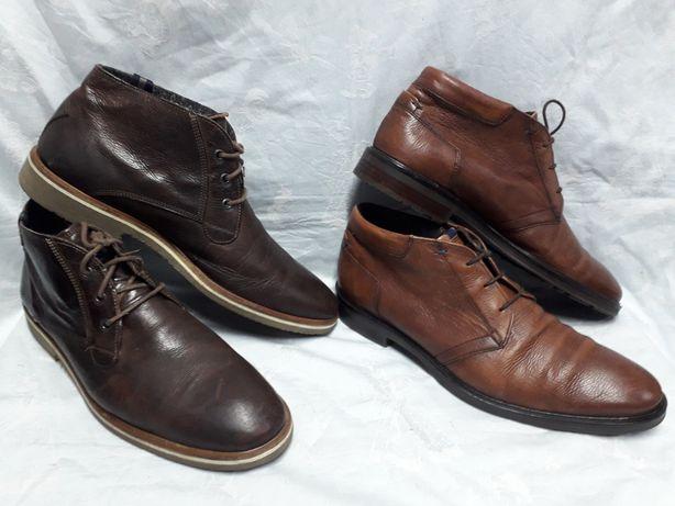 Ботинки кожа,оригинал LLOYD 44-43 размер.
