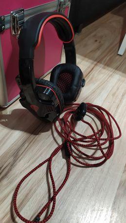 Słuchawki gamingowe Natec Genesis HX66 7.1