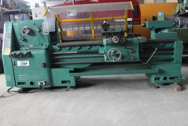 Tokarka 400 x 1500 Sculfort POSUW Mocna maszyna