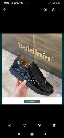 Туфли слипоны Baldinini