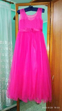 Подростковое нарядное платье