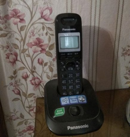 Телефон стационарный переносной
