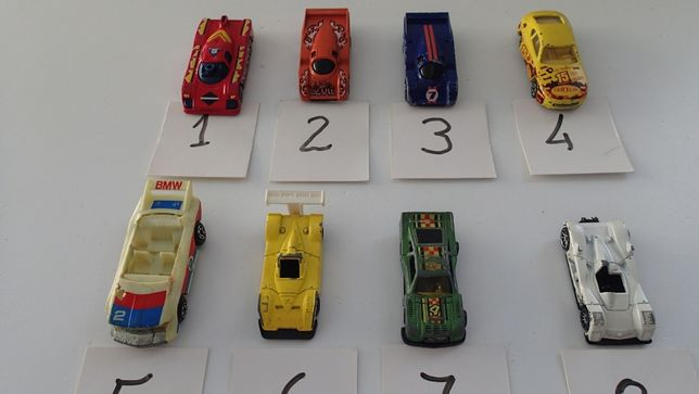 Miniaturas carros sport / Grupo C