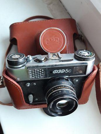 Фотоаппарат ФЕД- 5С