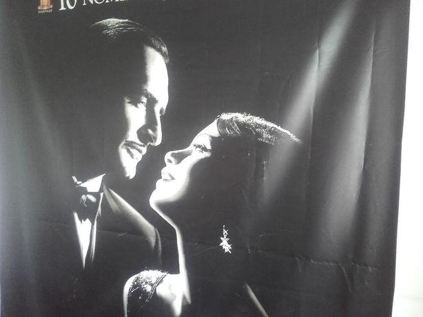 plakat filmowy baner artysta