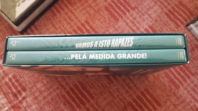 Pela Medida Grande (2 DVDS) - Colecionador