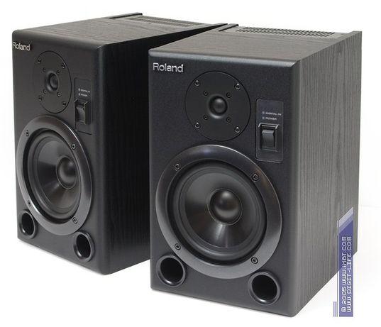 Roland DS-5 24 bit Digital Studio Monitors (Pair)