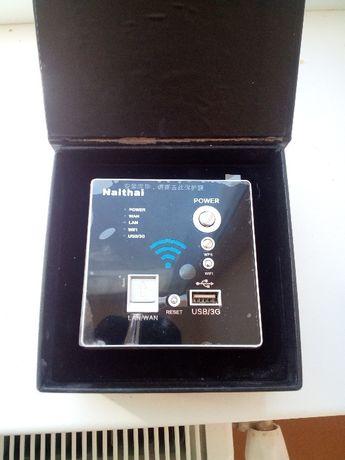 Wi-Fi 3G интернет розетка