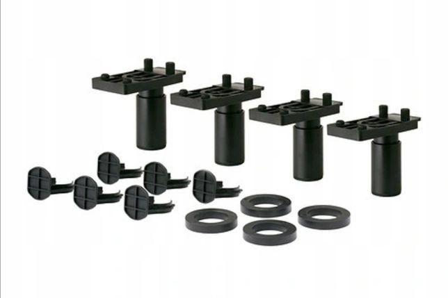 Nogi Ikea Metod 10 szt 2 opakowania